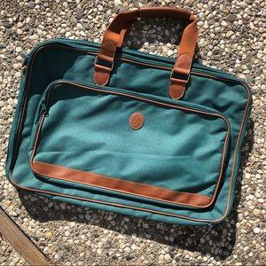 Ralph Lauren Polo side bag green